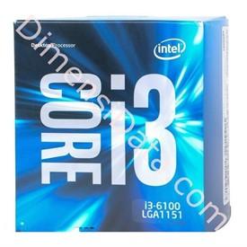 Jual Processor INTEL i3-6100 [BX80662I36100]